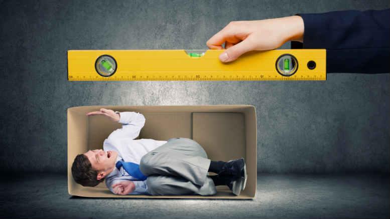 liquidator fails to measure up