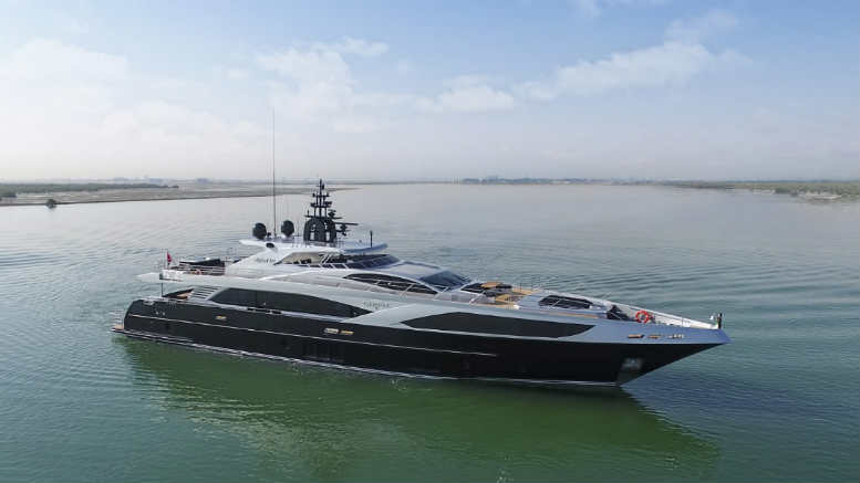 INSOL guests treated to Superyacht Ghost II