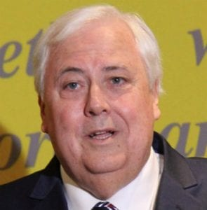Clive Palmer loses fee fight with liquidators