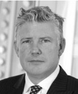 Litigation funder Patrick Moloney